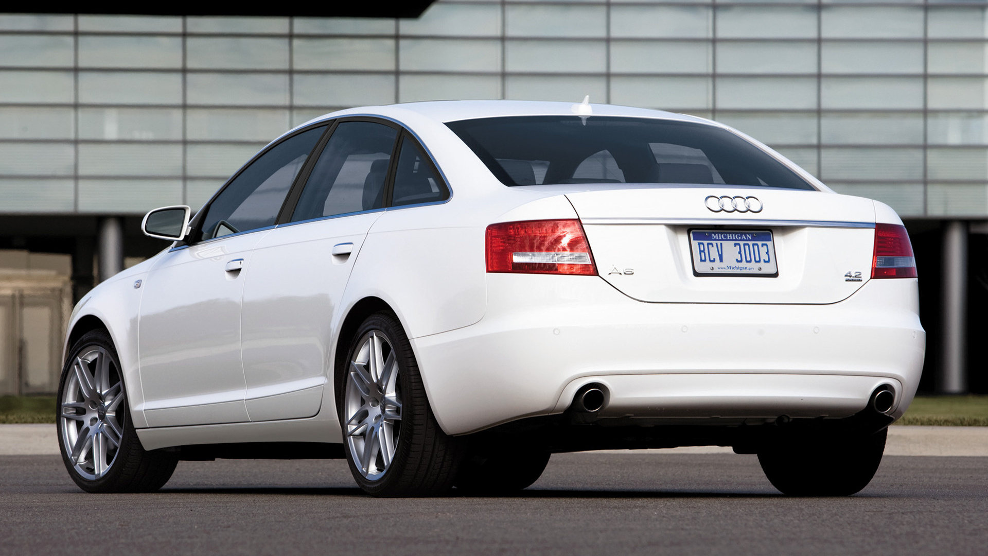 2005 Audi A6 Sedan S line (US) - Wallpapers and HD Images ...