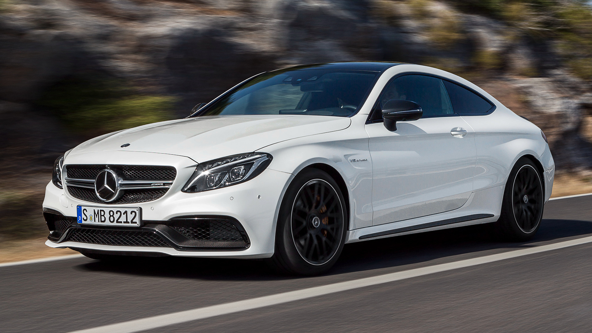 Mercedes amg c 63 s coupe edition 1 2016 wallpapers and hd images - Mercedes Amg C 63 S Coupe 2016 Thumbnail 32350 32350 Hd 16 9