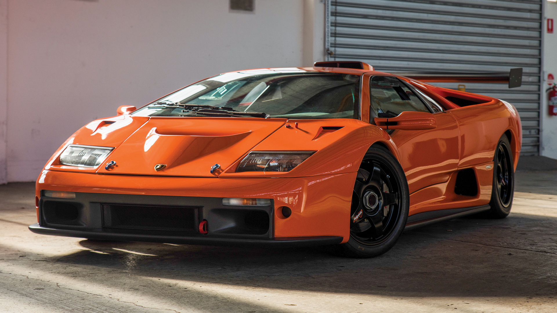 Lamborghini Diablo Gtr 2000 Wallpapers And Hd Images