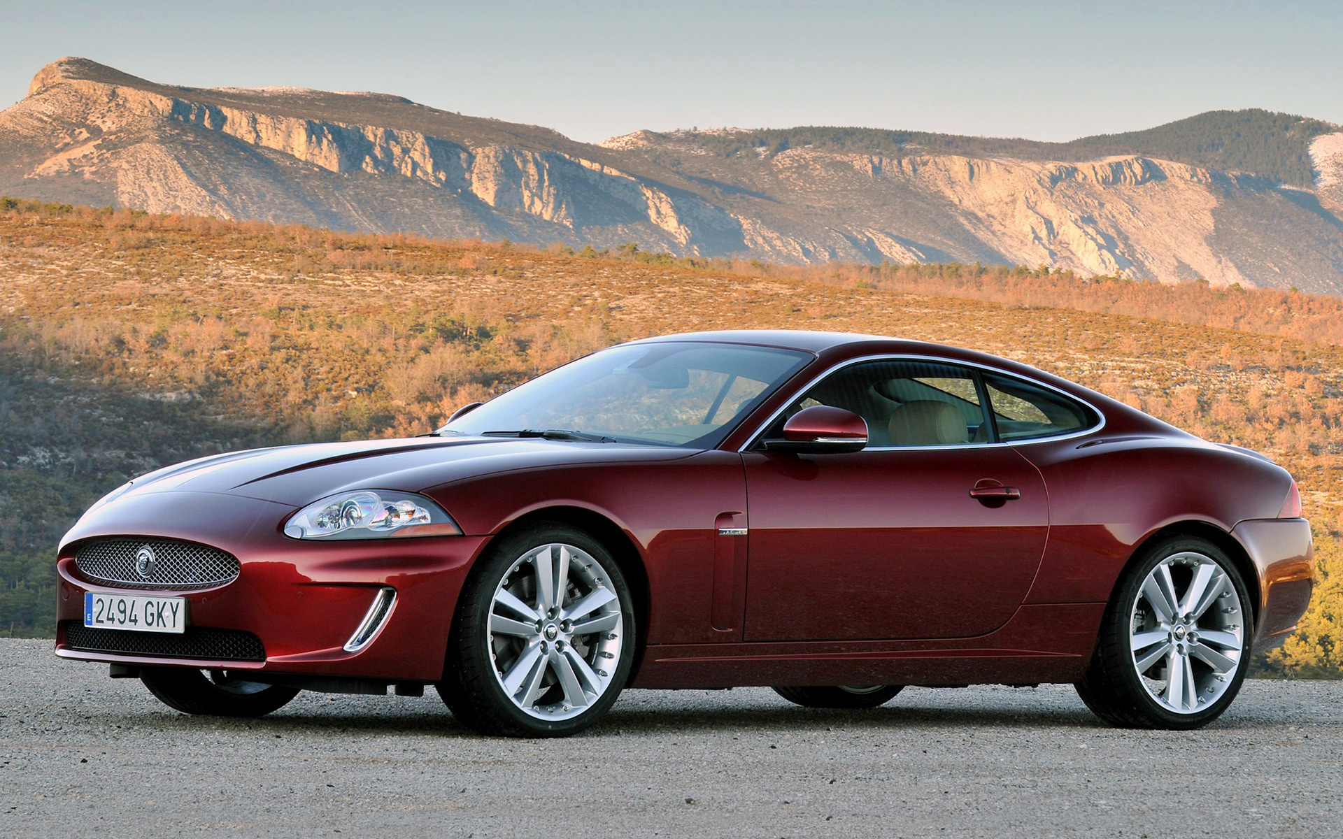 2011 Jaguar XKR-S Coupe (UK) - Wallpapers and HD Images