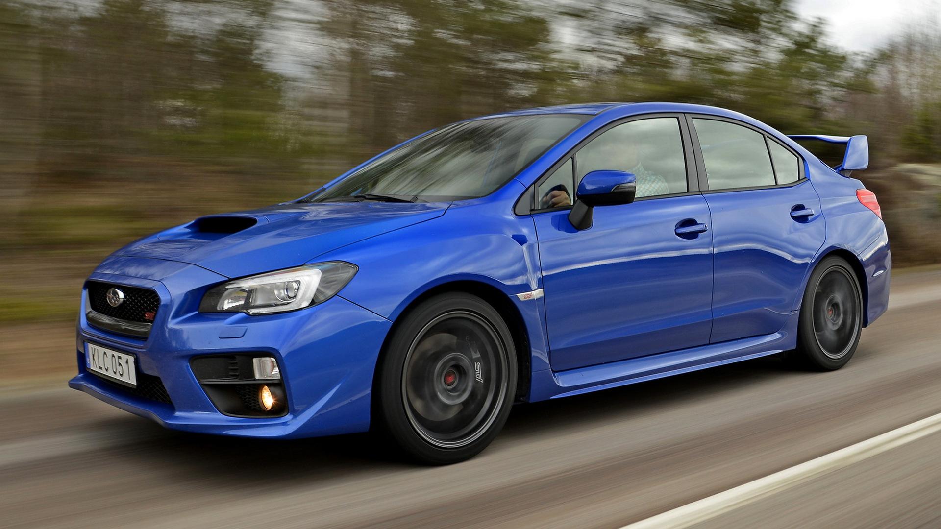 Subaru Wrx Sti 2014 Wallpapers And Hd Images Car Pixel