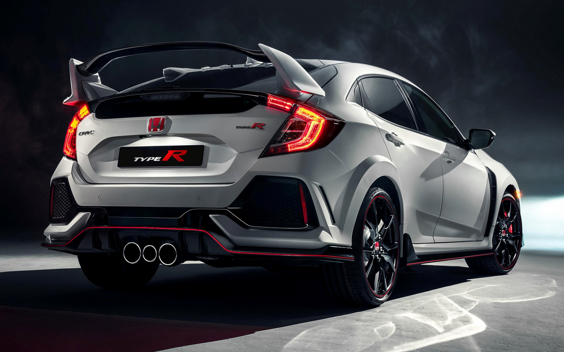 2017 Honda Civic Type R Wallpapers And Hd Images Car Pixel