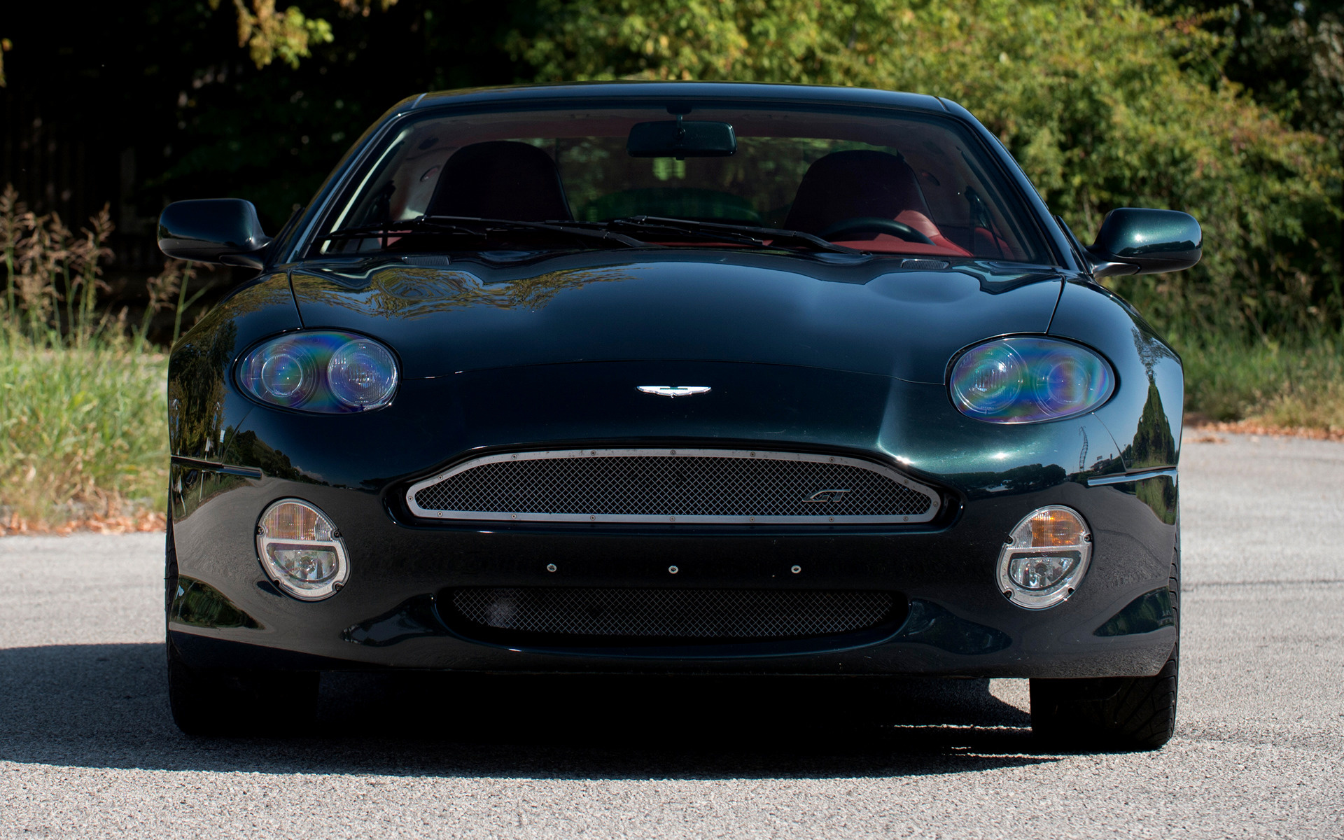 aston martin db7 gt (2003) wallpapers and hd images - car pixel