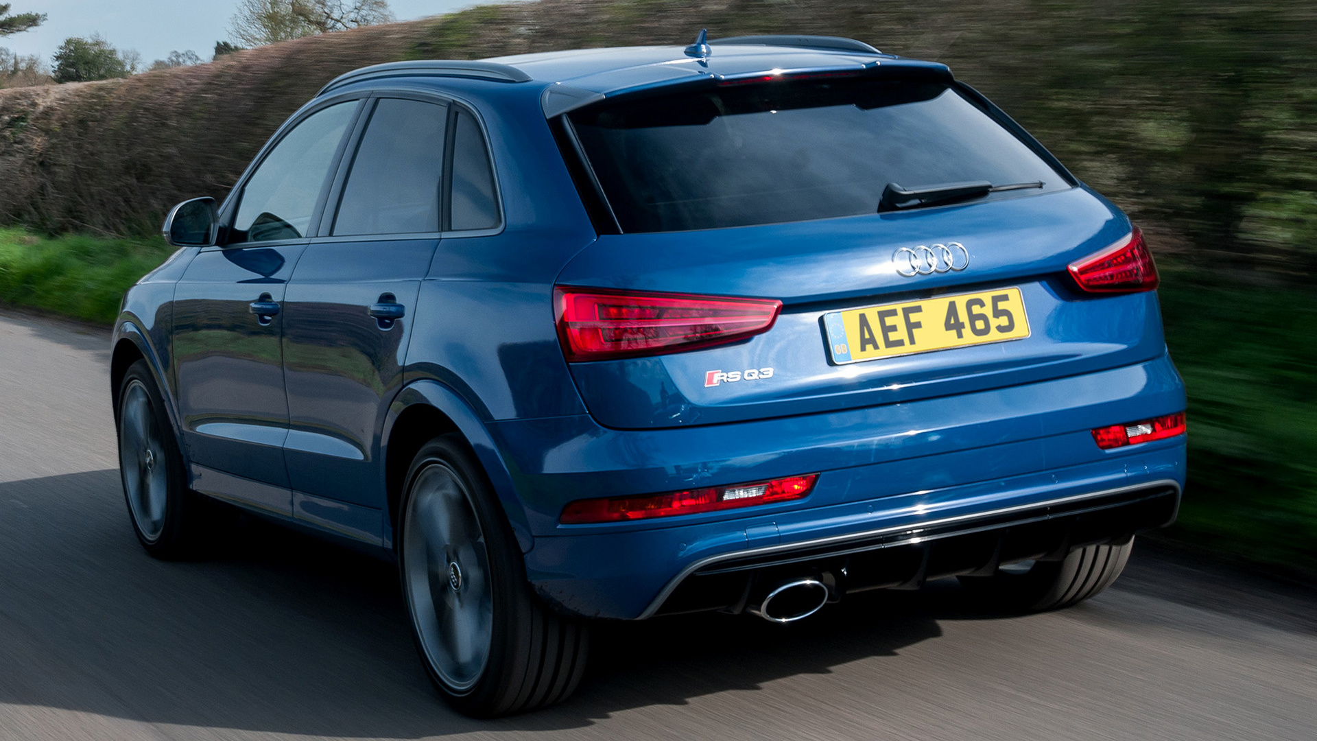 audi rs q3 performance 2016 uk wallpapers and hd images. Black Bedroom Furniture Sets. Home Design Ideas
