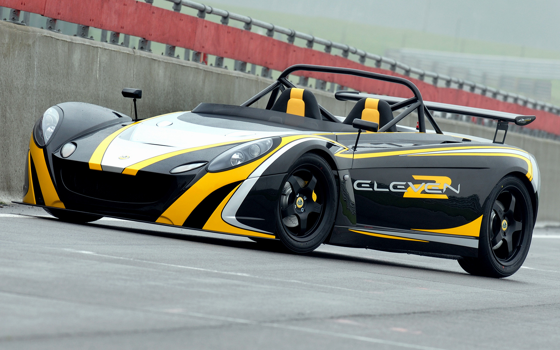 Lotus 2-Eleven (2007) Wallpapers and HD Images - Car Pixel