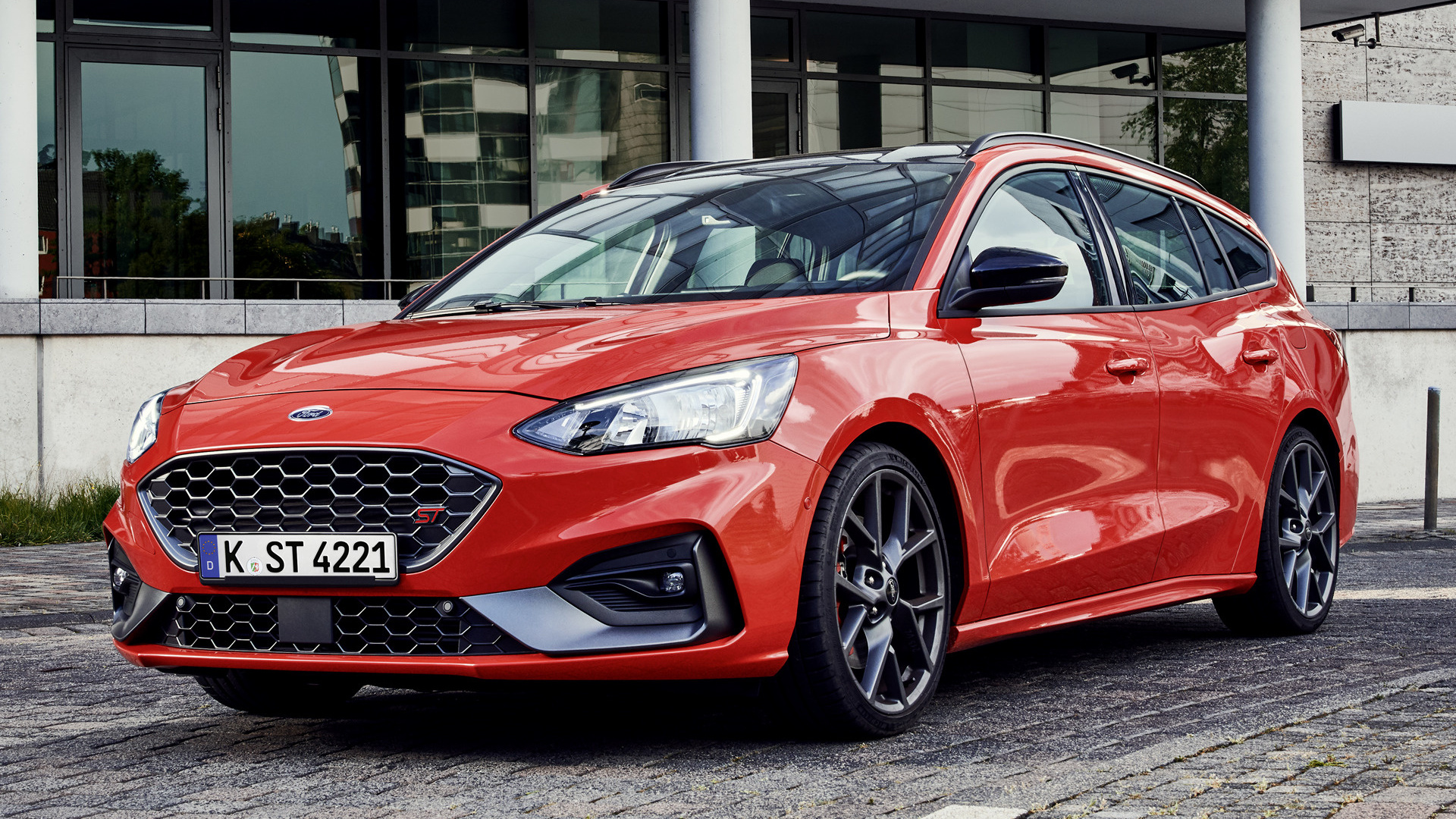 2018 Ford Focus St >> 2019 Ford Focus ST Turnier - Wallpapers and HD Images ...