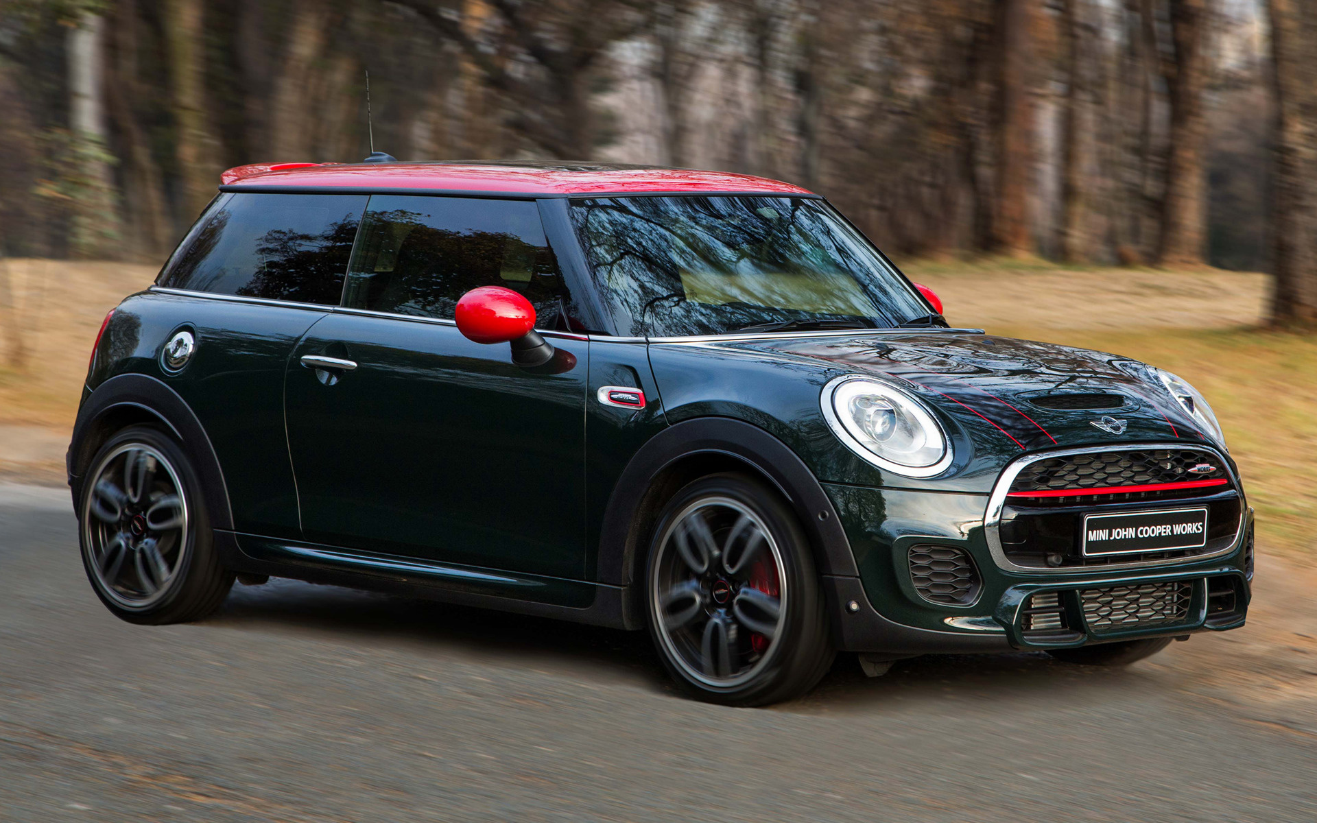 Wide 8:5 & Mini John Cooper Works 3-door (2015) ZA Wallpapers and HD Images ... Pezcame.Com