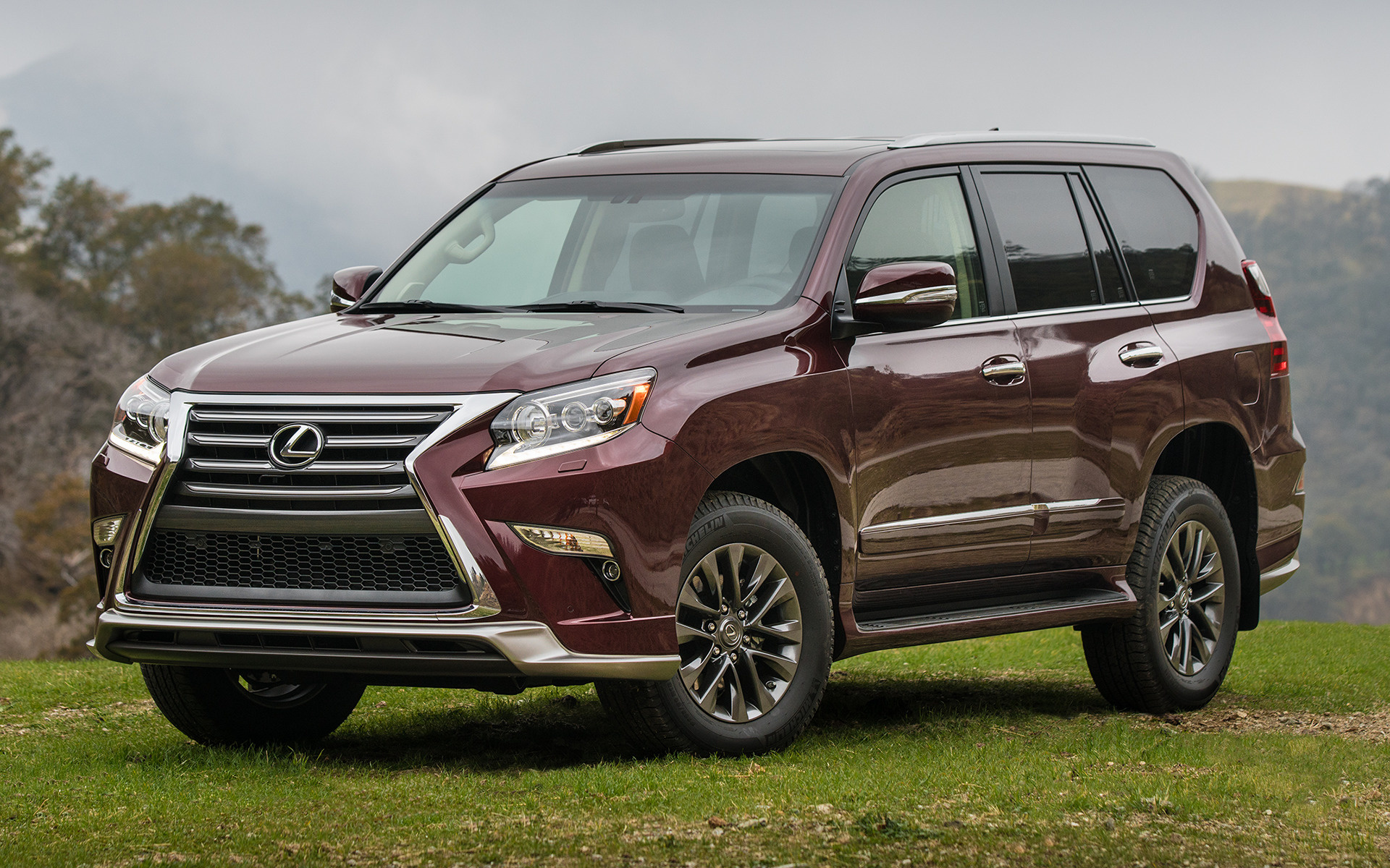 lexus gx sport design package 2017 wallpapers and hd images car pixel. Black Bedroom Furniture Sets. Home Design Ideas