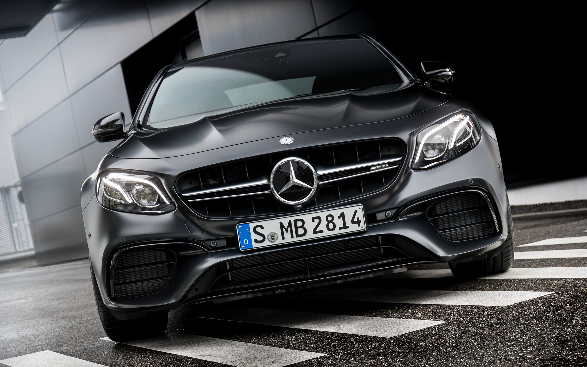 Mercedes-AMG E 63 S Edition 1 (2017) Wallpapers and HD ...