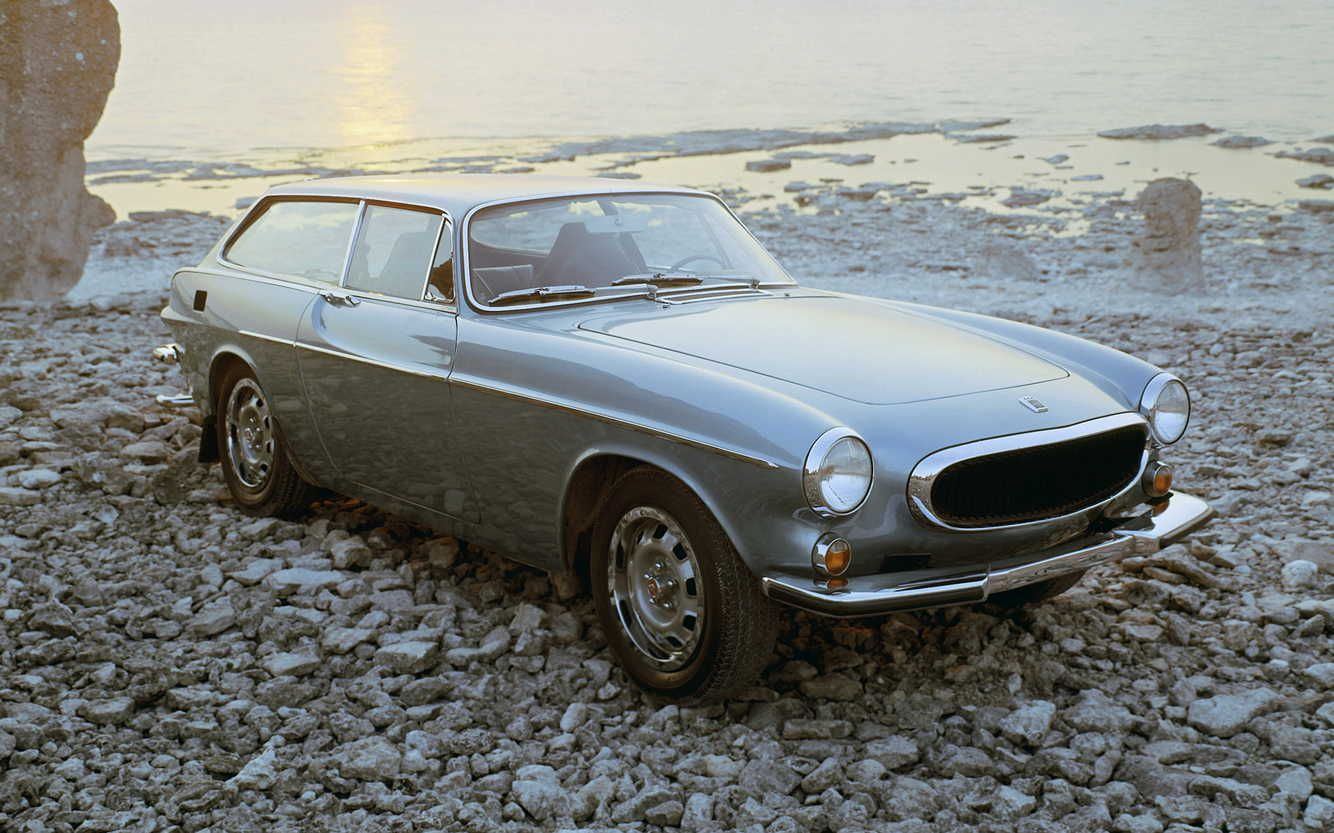 1972 Volvo 1800 ES - Wallpapers and HD Images | Car Pixel