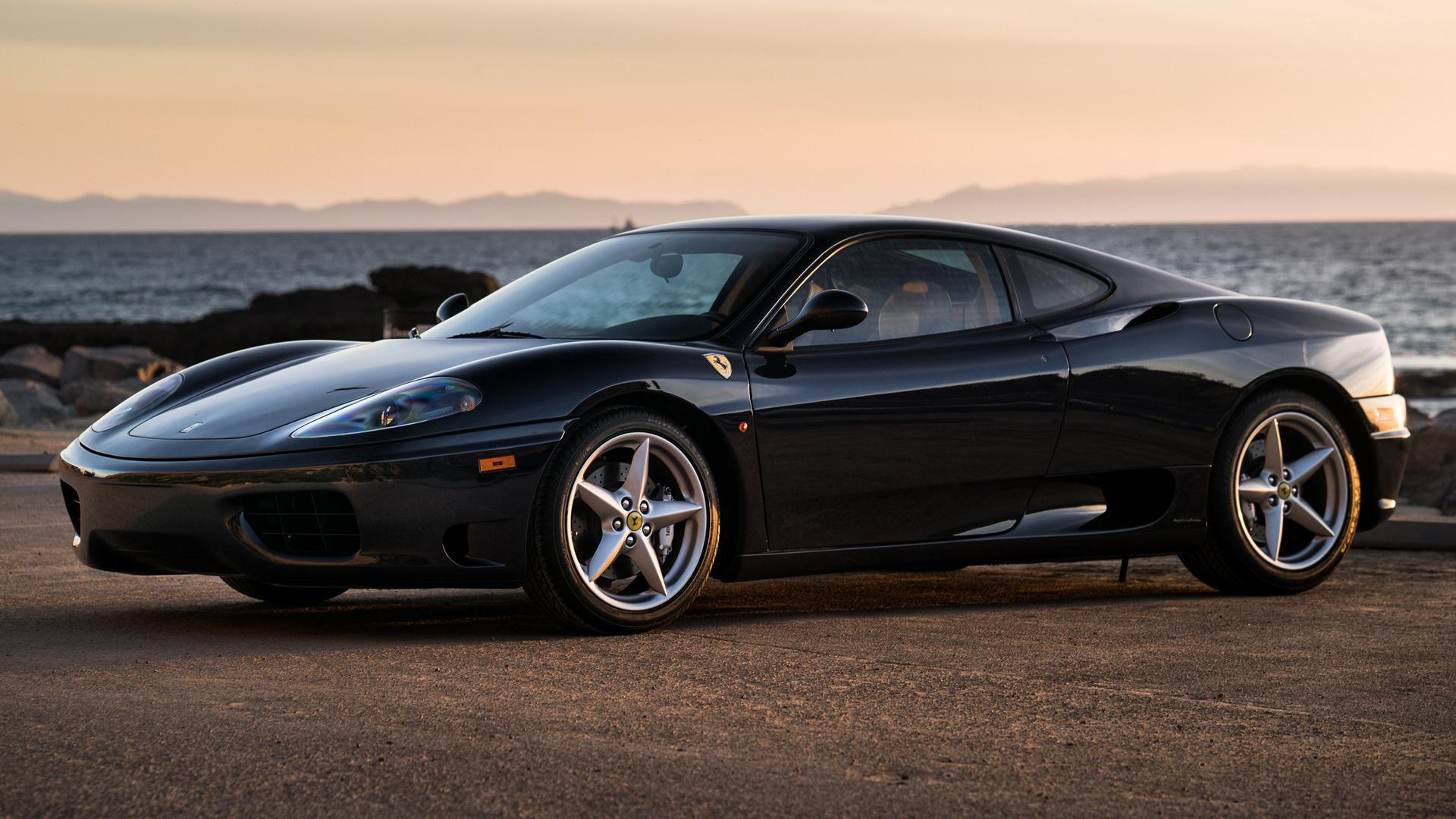 1999 Ferrari 360 Modena Us Wallpapers And Hd Images Car Pixel