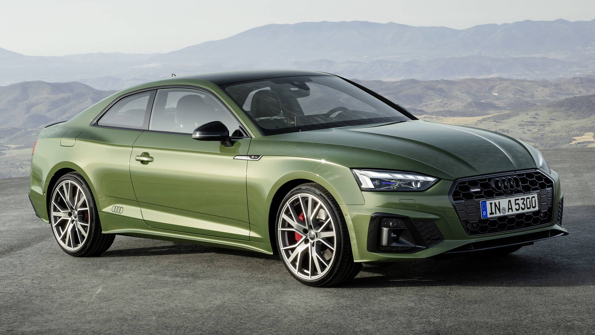 Audi A5 Coupe >> 2020 Audi A5 Coupe Edition One - Wallpapers and HD Images ...