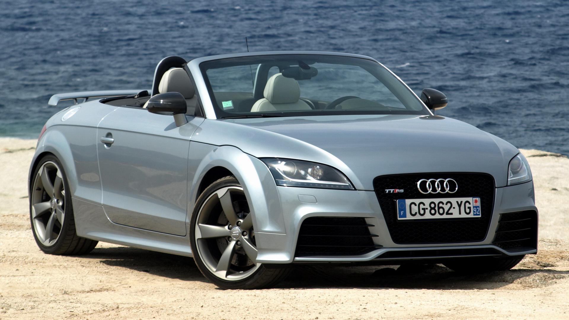 Kelebihan Audi Tt 2009 Review