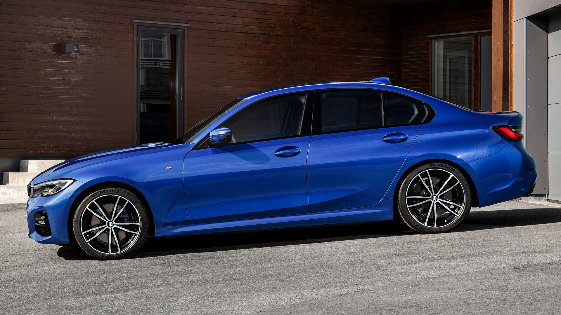 BMW M Series >> 2019 BMW 3 Series M Sport - Wallpapers and HD Images | Car ...