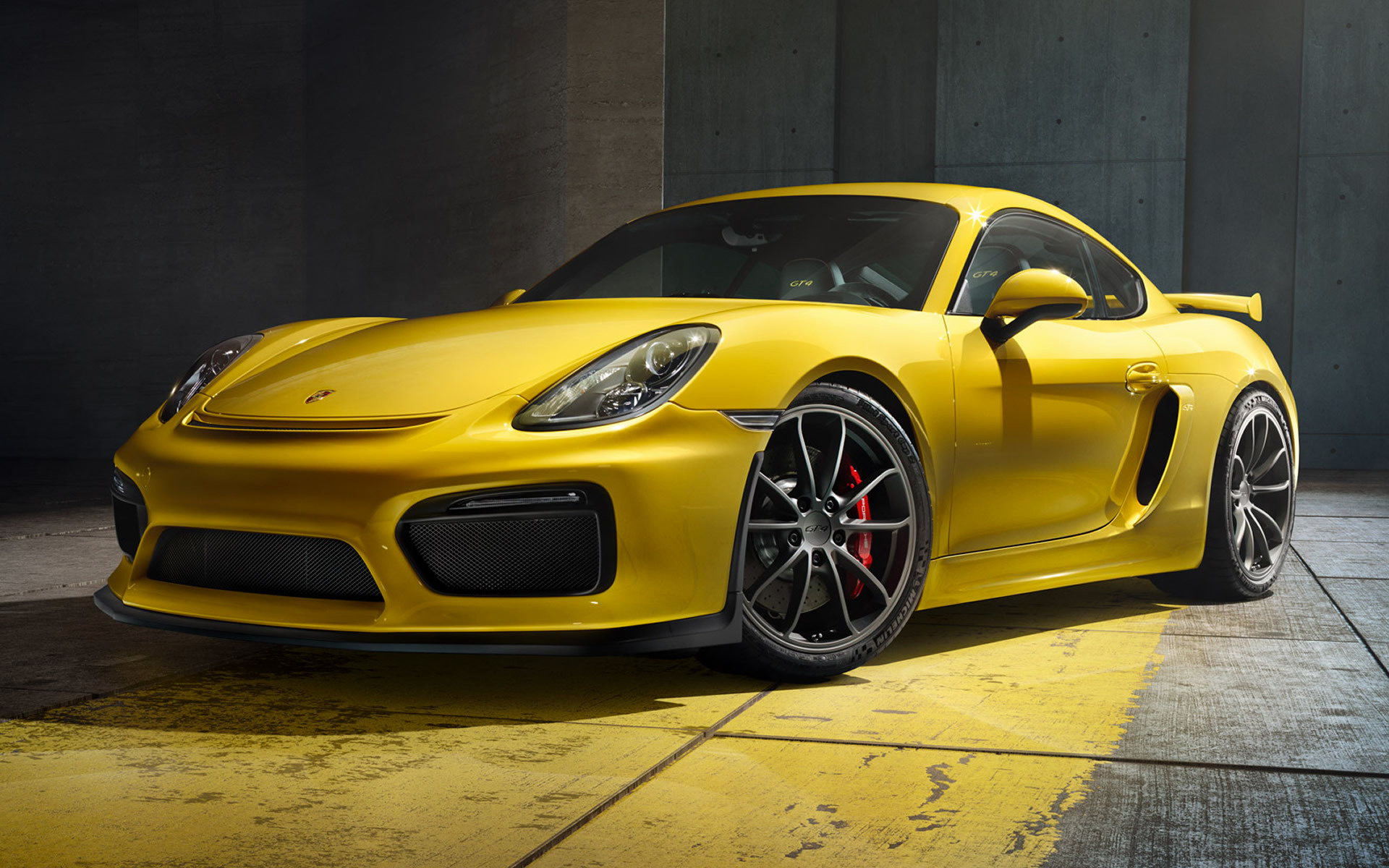 Cayman Gt4 Wall Paper: Porsche Cayman GT4 (2015) Wallpapers And HD Images