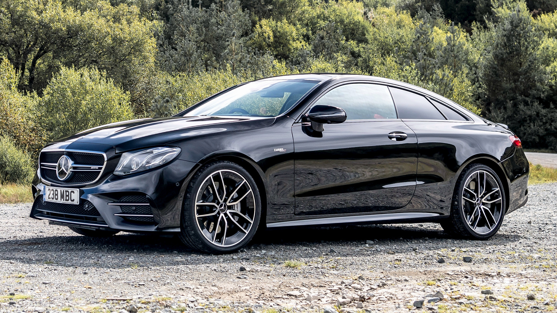 2018 Mercedes-AMG E 53 Coupe (UK) - Wallpapers and HD ...