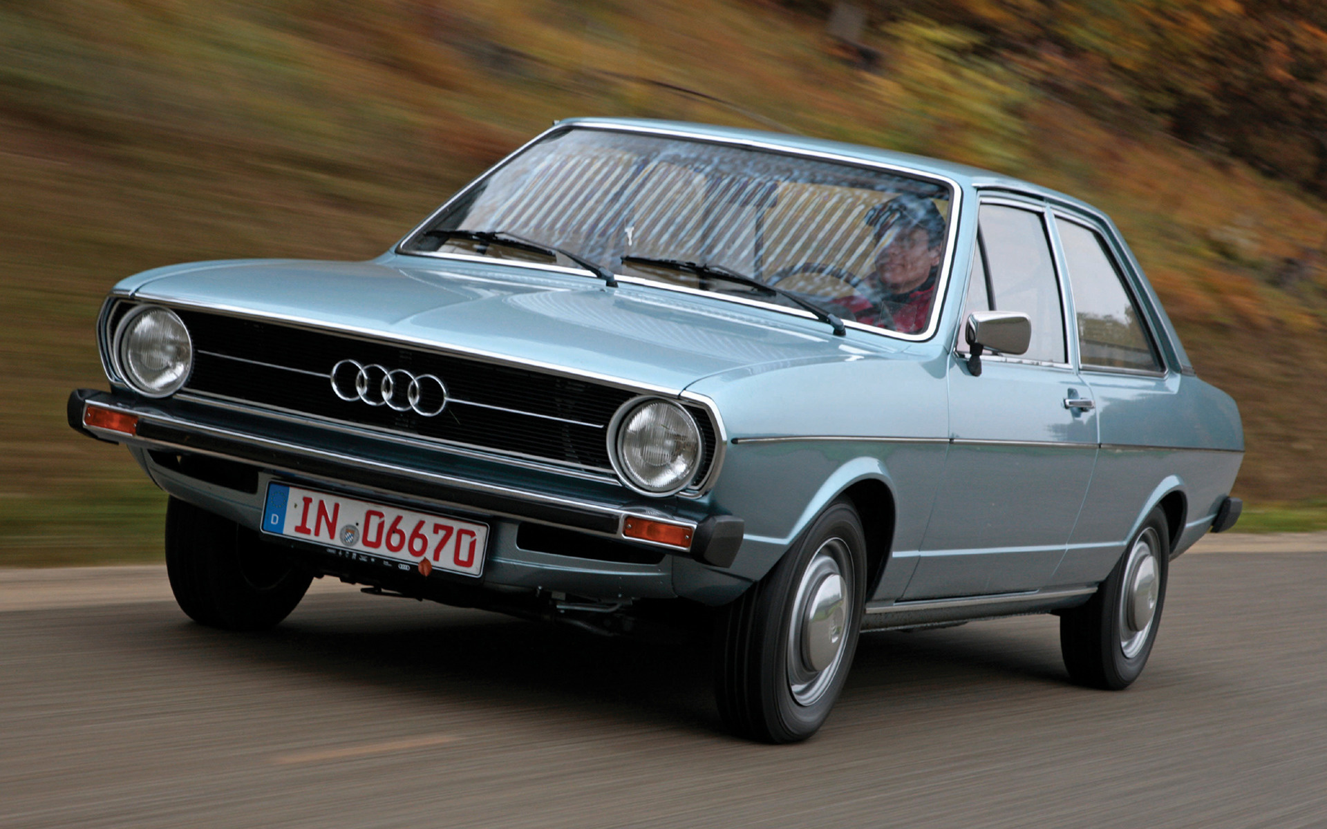 1972 Audi 80 2-door - Wallpapers and HD Images | Car Pixel