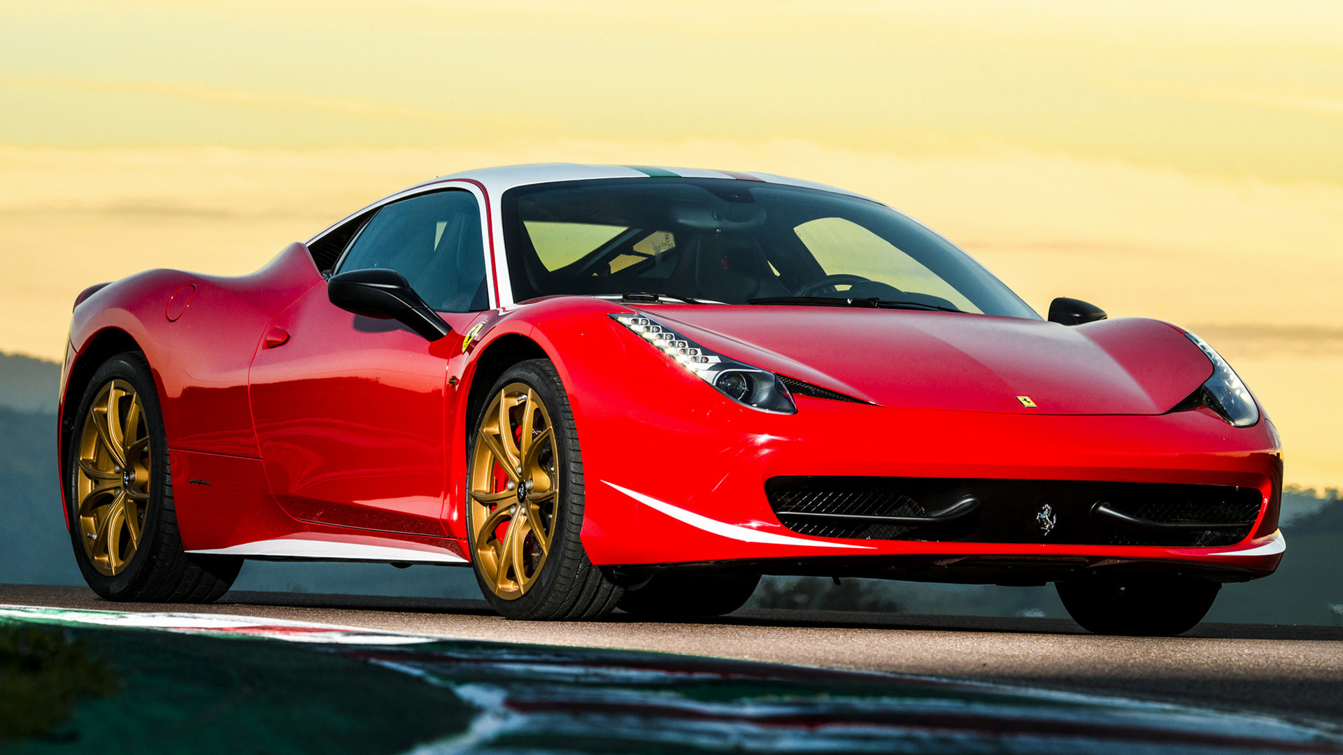 2013 Ferrari 458 Italia Tailor Made Dedicated To Niki Lauda Wallpapers And Hd Images Car Pixel