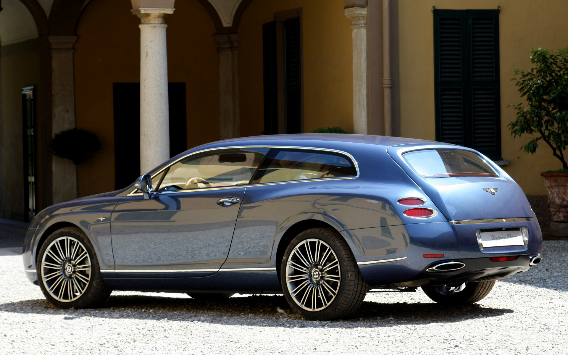 Porsche Gt3 Touring >> 2010 Bentley Continental Flying Star - Wallpapers and HD ...