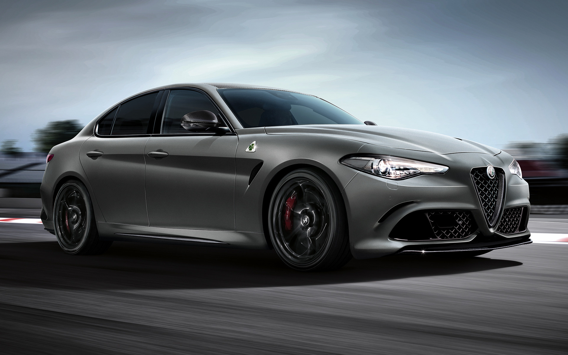 Dodge Ram 2017 >> 2018 Alfa Romeo Giulia Quadrifoglio NRing - Wallpapers and HD Images | Car Pixel
