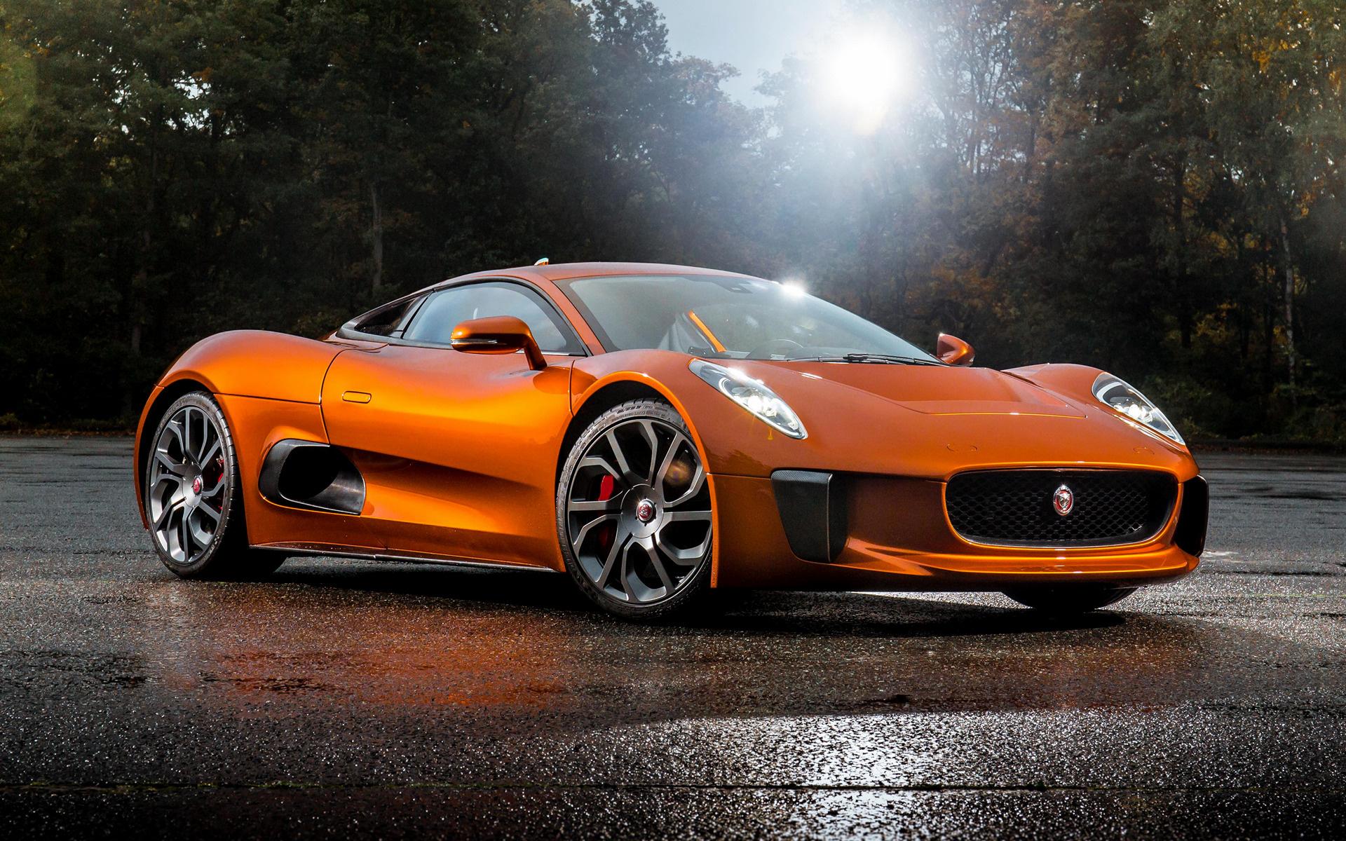 Jaguar C-X75 007 Spectre (2015) Wallpapers and HD Images ...
