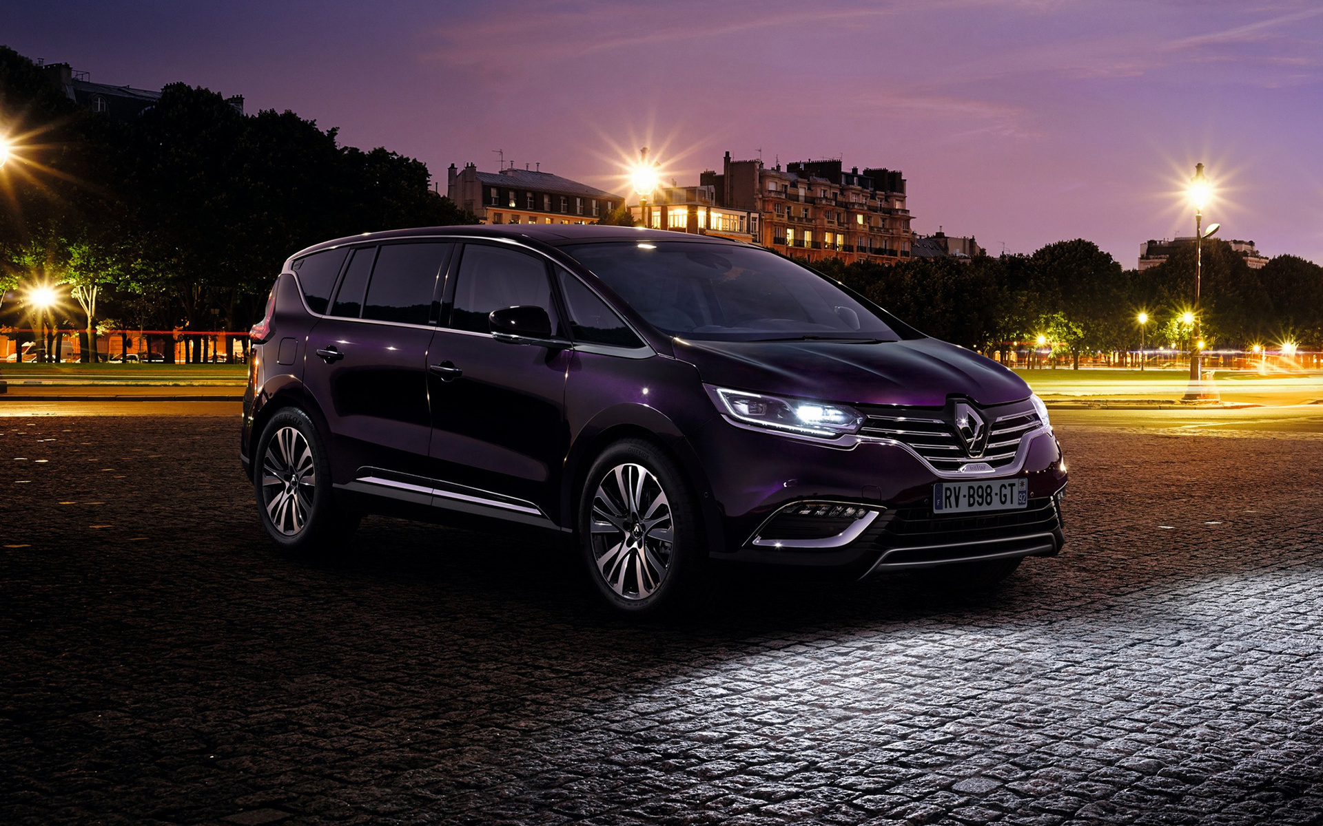 renault espace initiale paris 2015 wallpapers and hd images car pixel. Black Bedroom Furniture Sets. Home Design Ideas