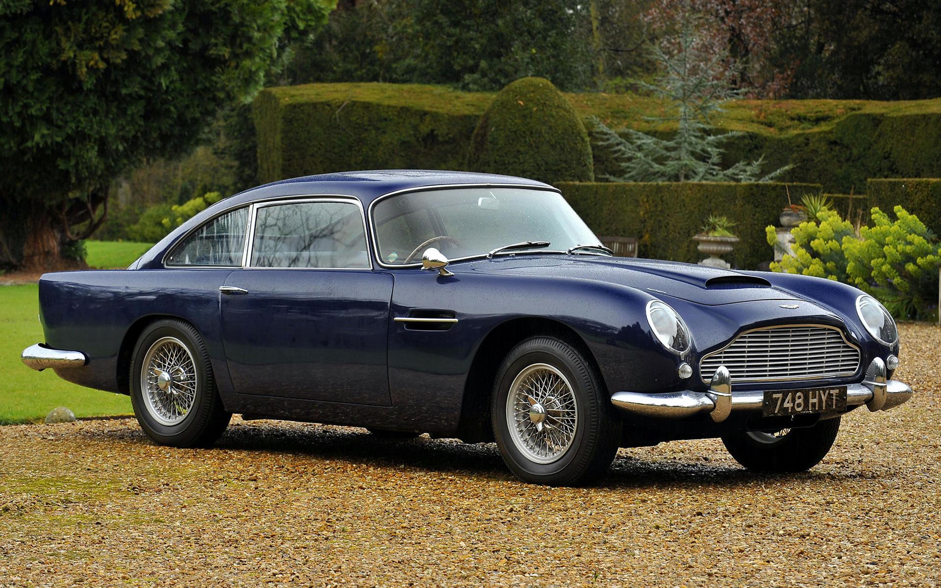 1962 Aston Martin Db4 Vantage V Uk Wallpapers And Hd Images Car Pixel