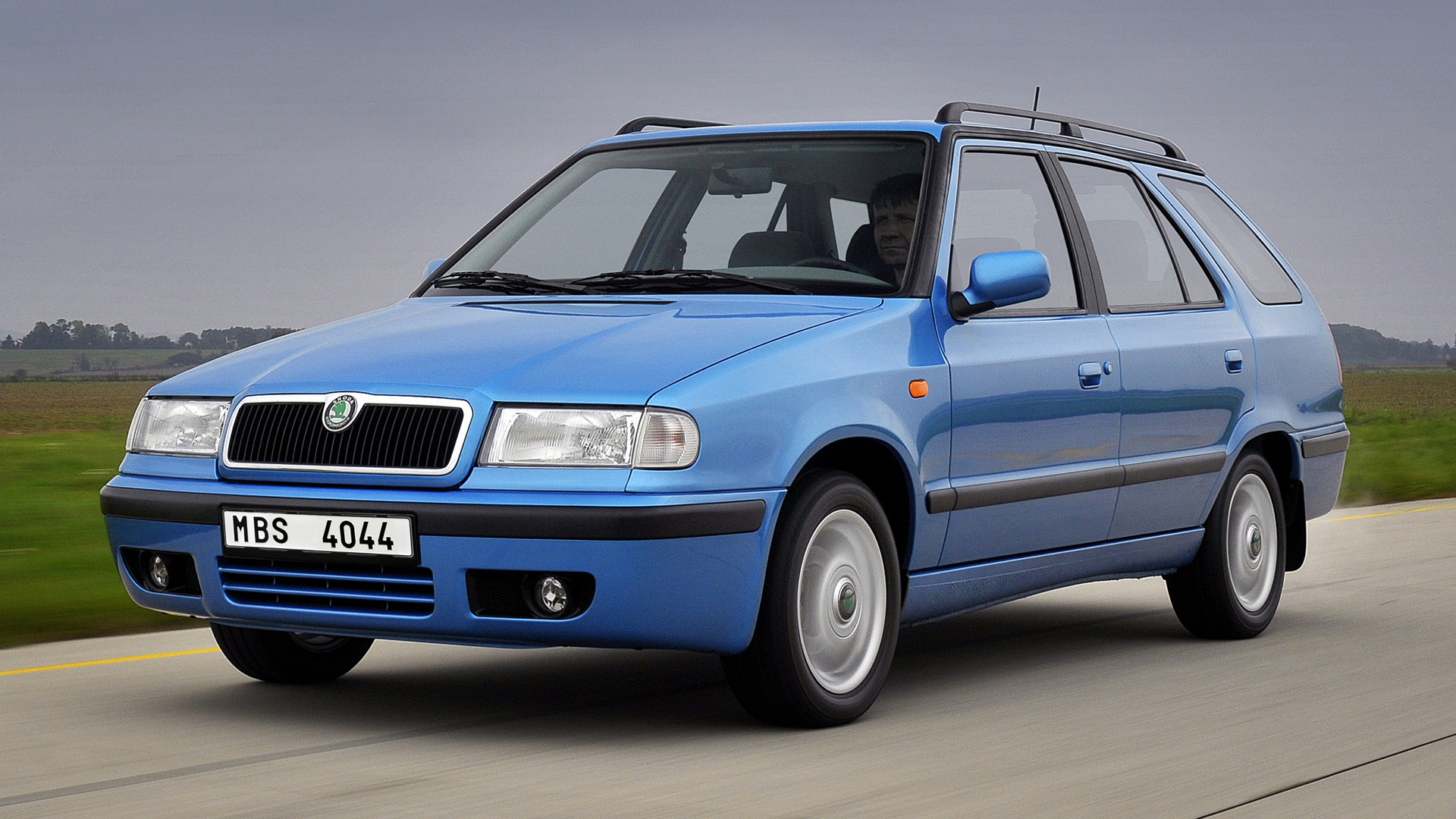 1998 Skoda Felicia Combi Wallpapers And Hd Images Car Pixel