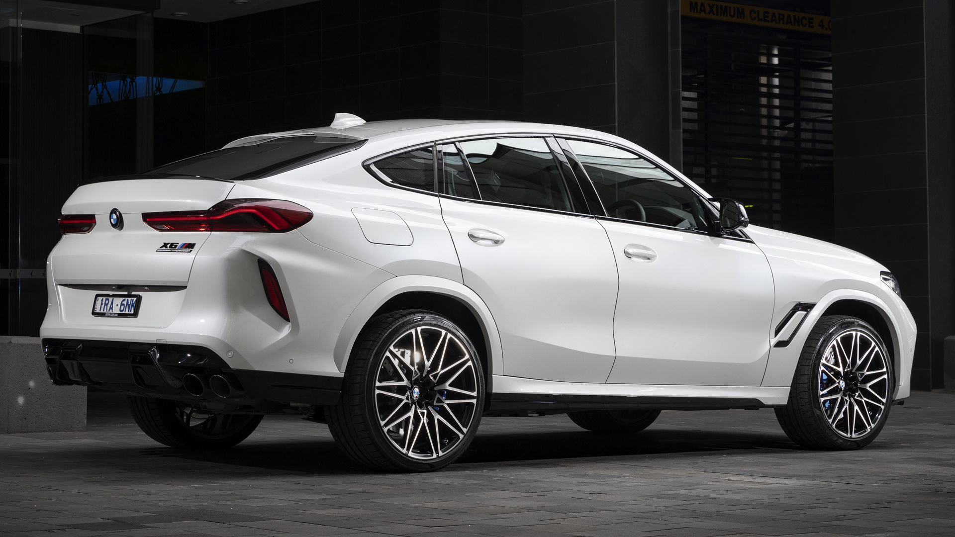2020 BMW X6 M Competition (AU) - Wallpapers and HD Images ...