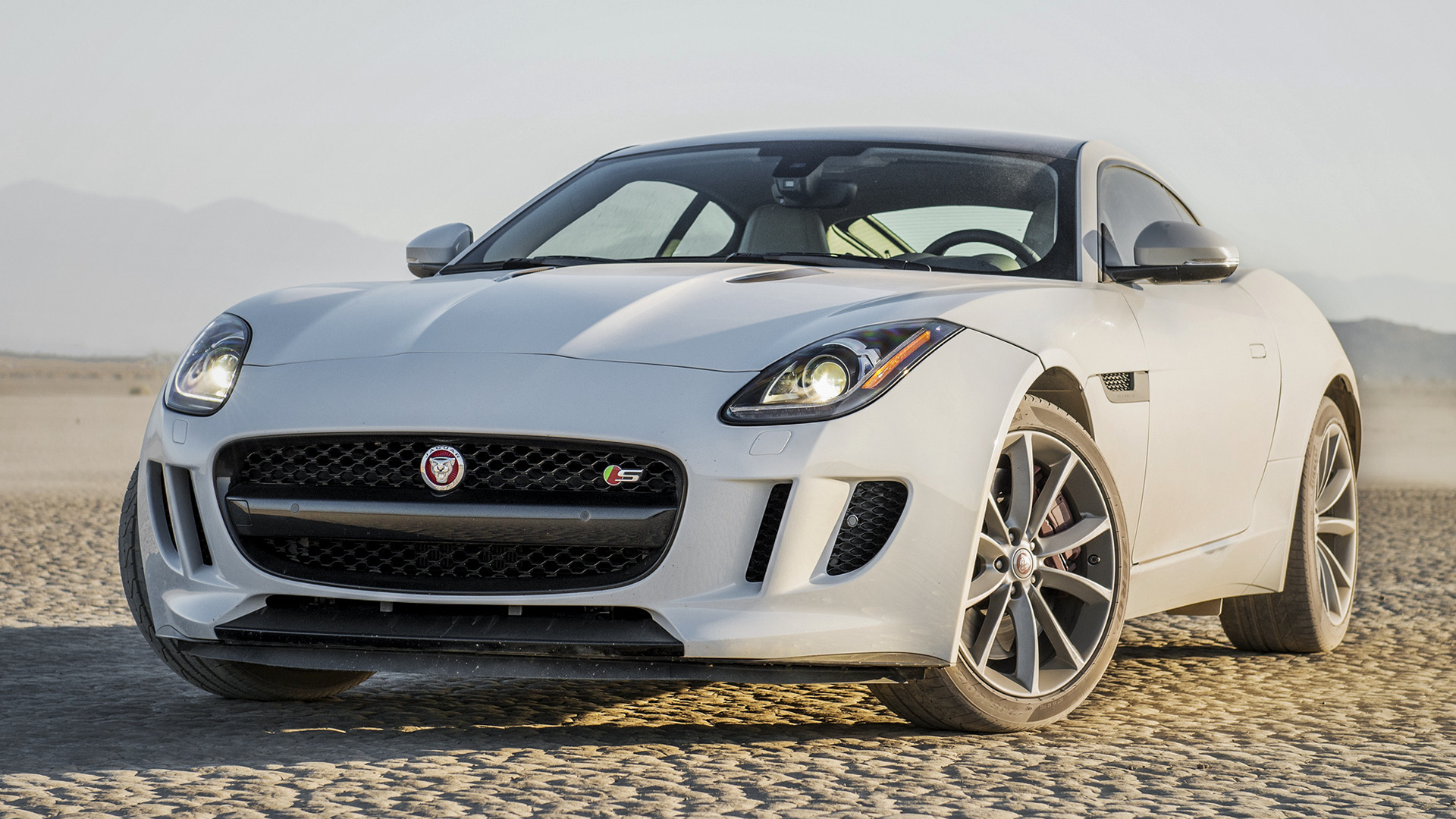 Jaguar f type coupe wallpaper - photo#9