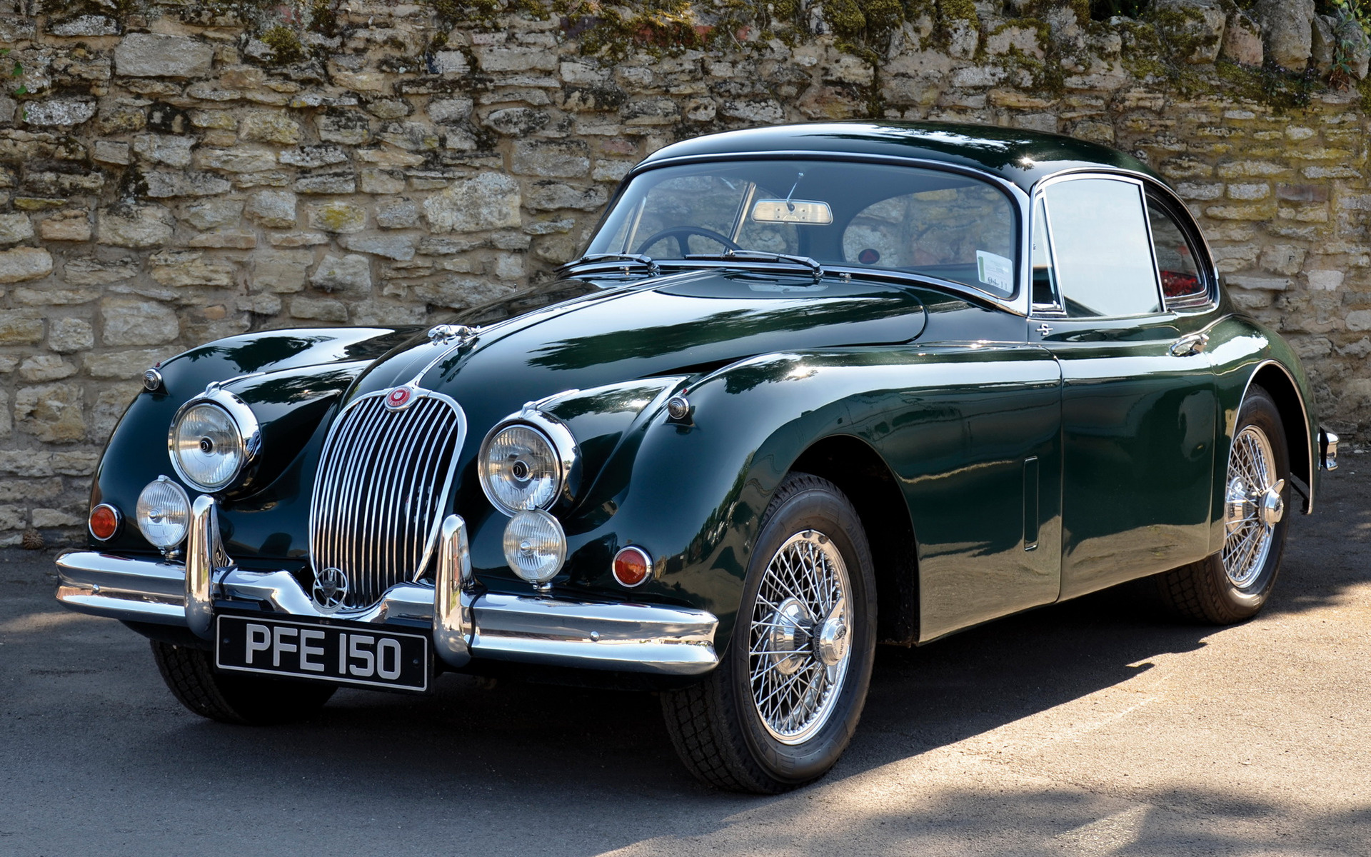 1959 Jaguar Xk150 S Fixed Head Coupe Uk Wallpapers And Hd Images Car Pixel
