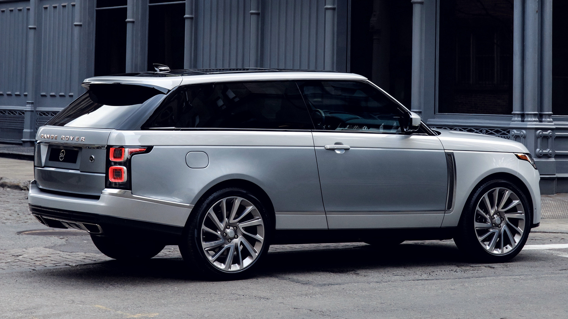 2019 Range Rover SV Coupe (US) - Wallpapers and HD Images ...