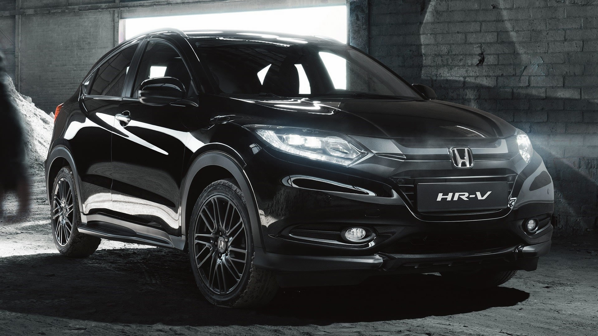 2017 Honda HR-V Black Edition (UK) - Wallpapers and HD ...