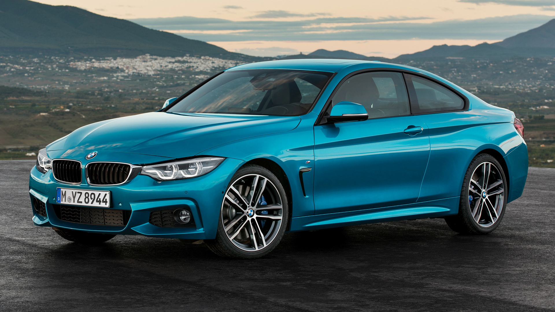 2017 bmw 4 series coupe m sport wallpapers and hd images. Black Bedroom Furniture Sets. Home Design Ideas
