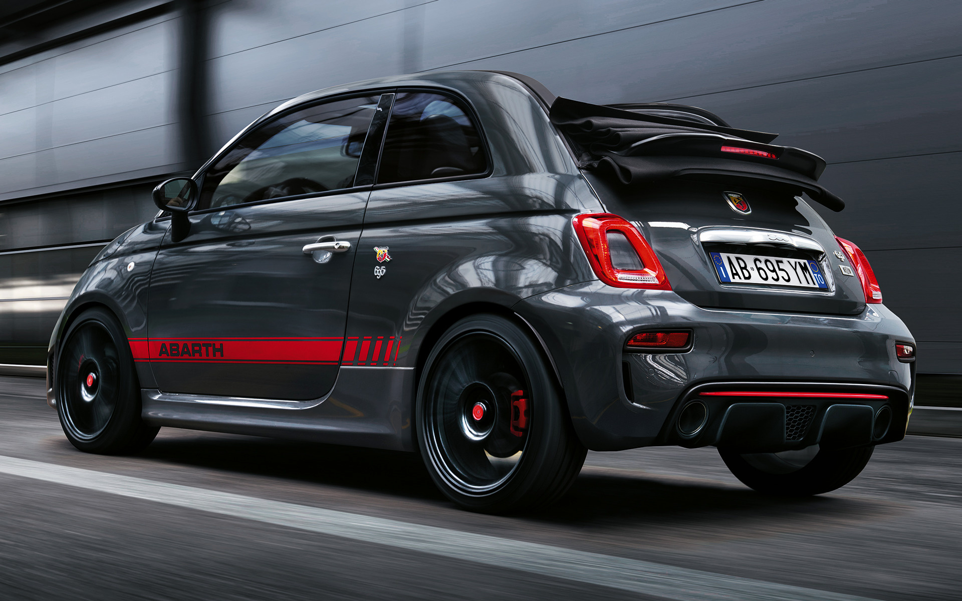 abarth 695c xsr yamaha 2017 wallpapers and hd images car pixel. Black Bedroom Furniture Sets. Home Design Ideas