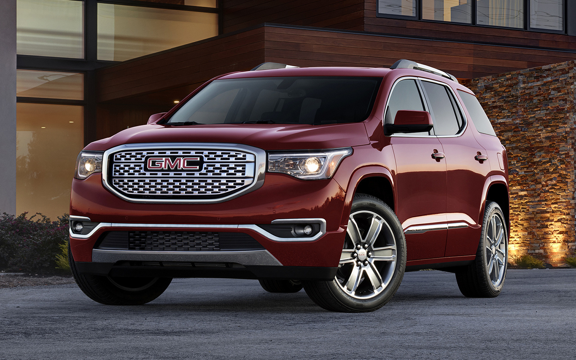 2017 GMC Acadia Denali - Wallpapers and HD Images | Car Pixel