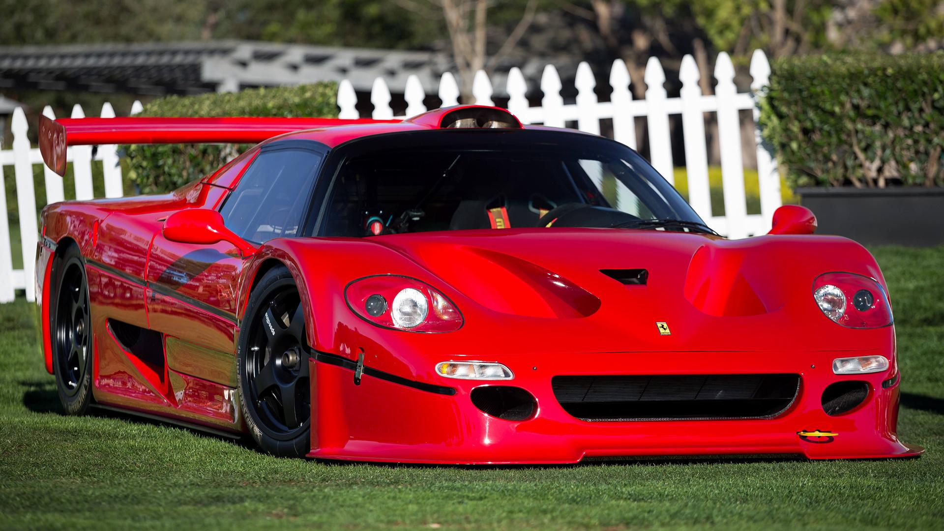 1996 Ferrari F50 Gt1 Wallpapers And Hd Images Car Pixel