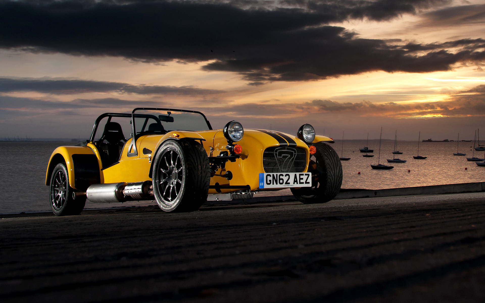 Caterham Seven Supersport R 2012 Wallpapers And Hd