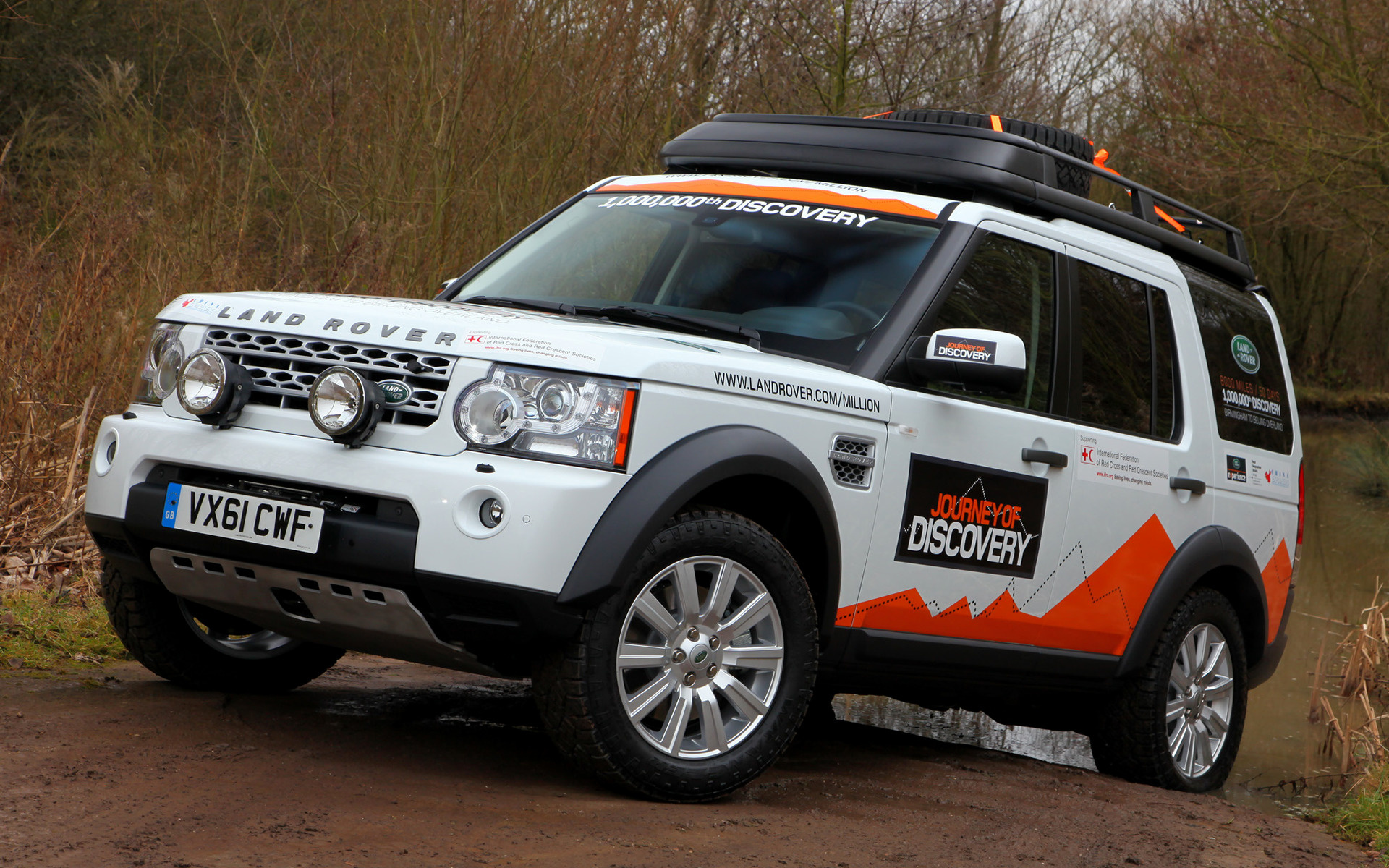 2012 land rover discovery 4 expedition vehicle