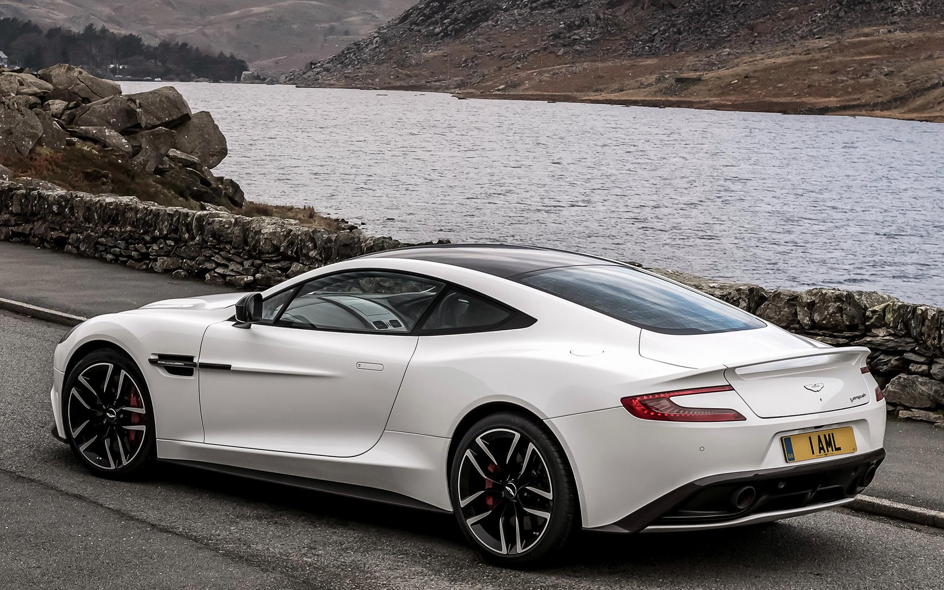 2014 Aston Martin Vanquish Carbon White Uk Hintergrundbilder Und Wallpaper In Hd Car Pixel