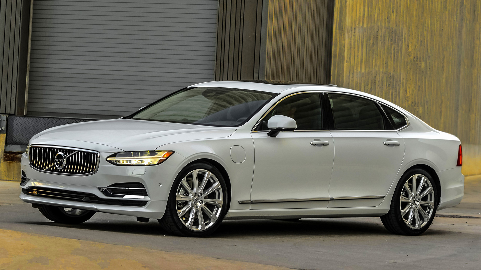 2018 Volvo S90 (US) - Wallpapers and HD Images | Car Pixel
