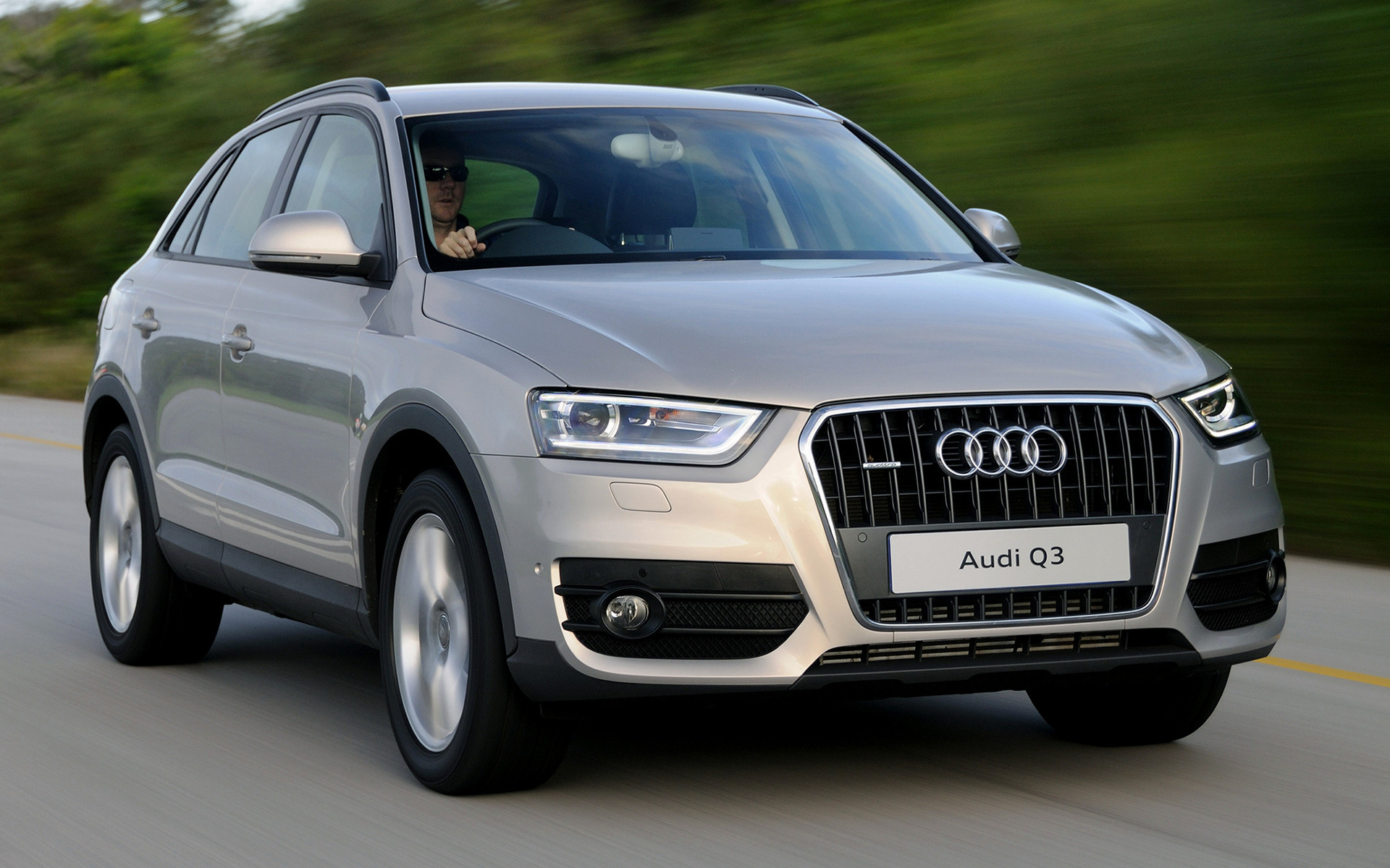 audi q3 2012 za wallpapers and hd images car pixel. Black Bedroom Furniture Sets. Home Design Ideas