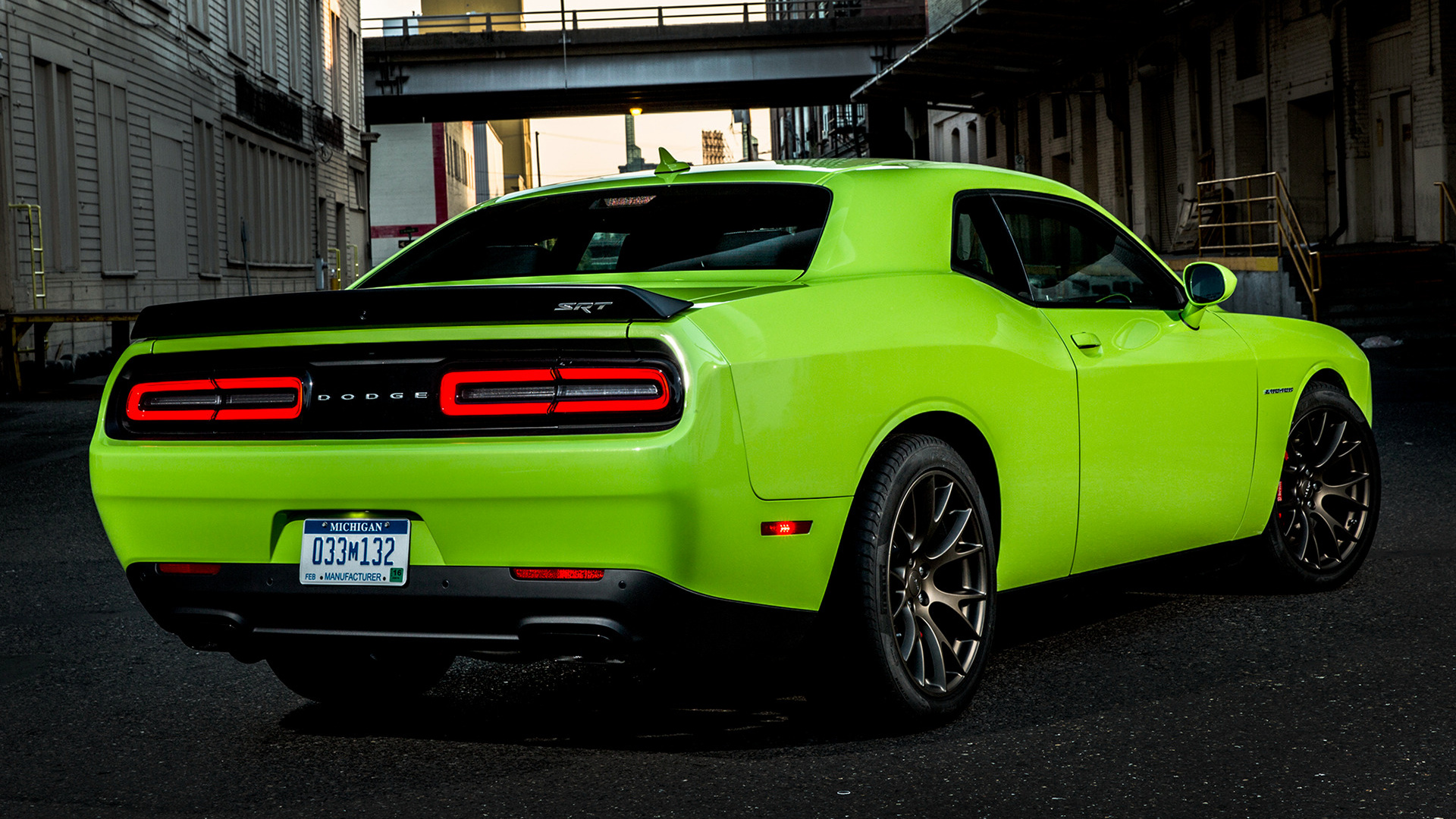 2015 Dodge Challenger Srt Hellcat Wallpapers And Hd
