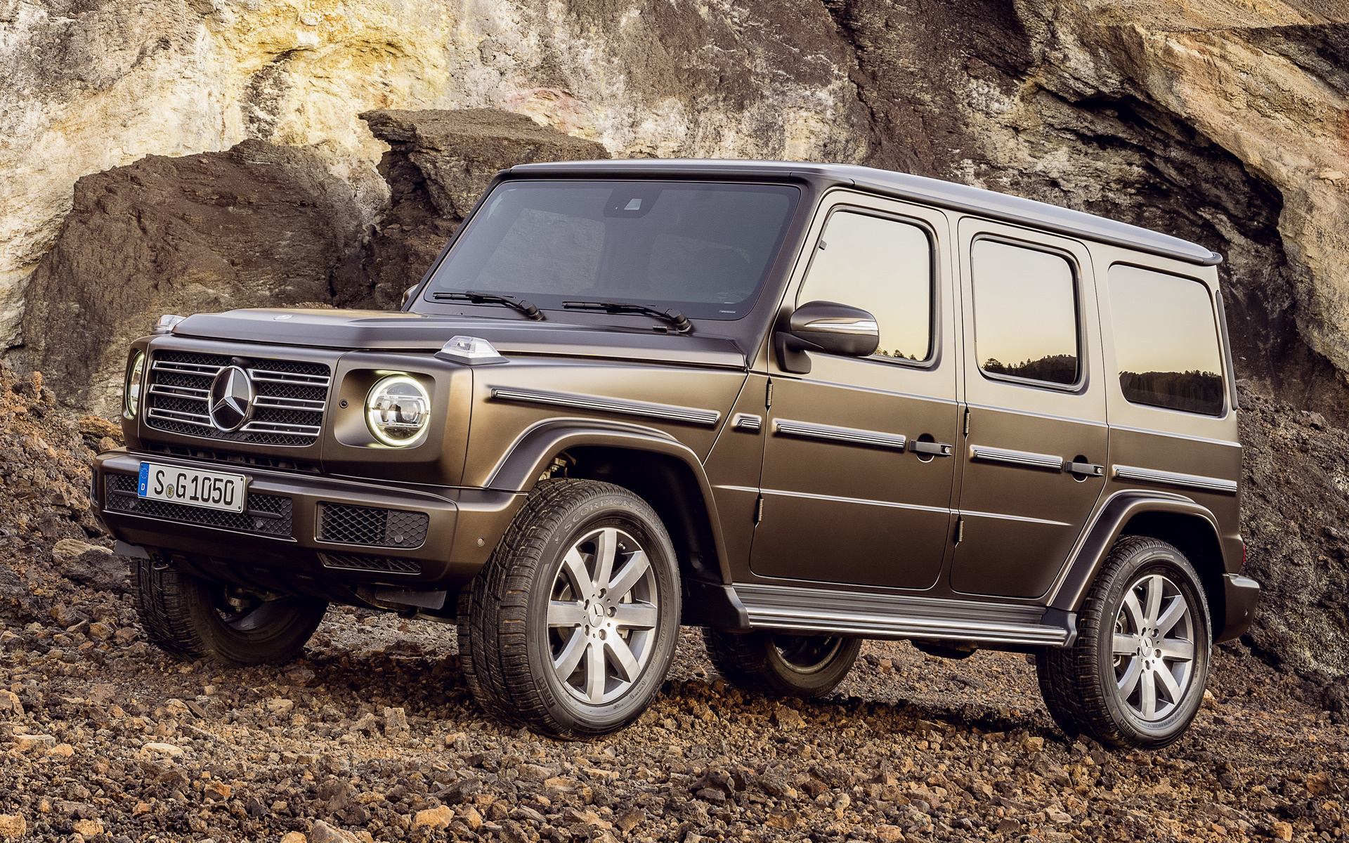 2018 Mercedes Benz G Class Wallpapers And Hd Images Car Pixel