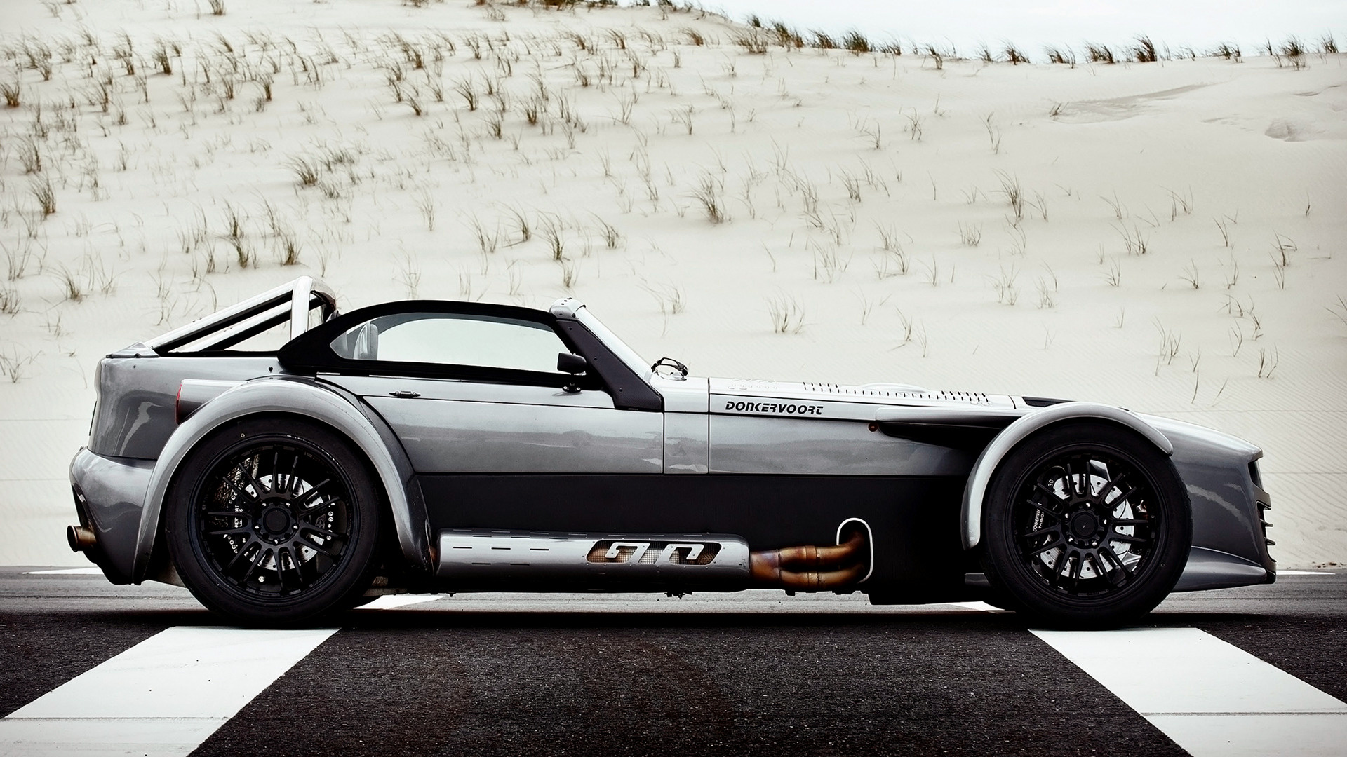 Donkervoort D8 Gto 2011 Wallpapers And Hd Images Car Pixel