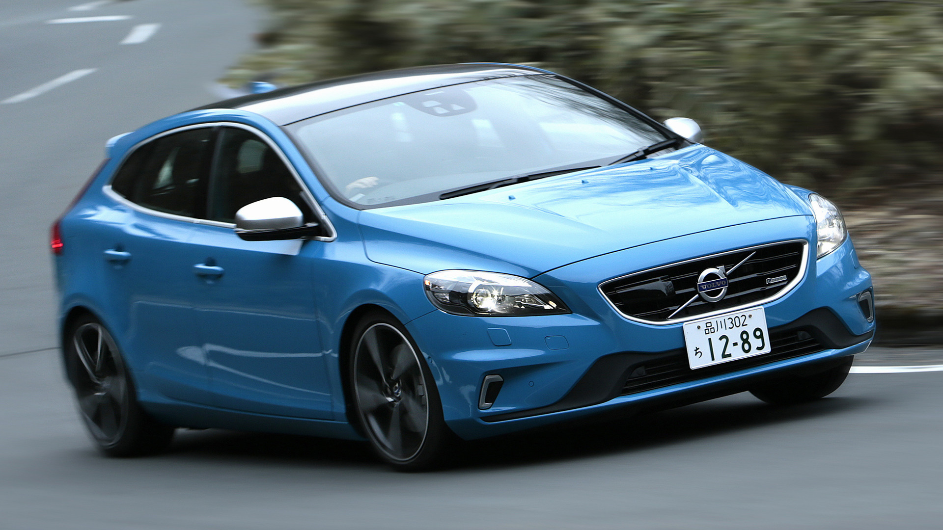 Volvo V40 R Design 2013 Jp Wallpapers And Hd Images