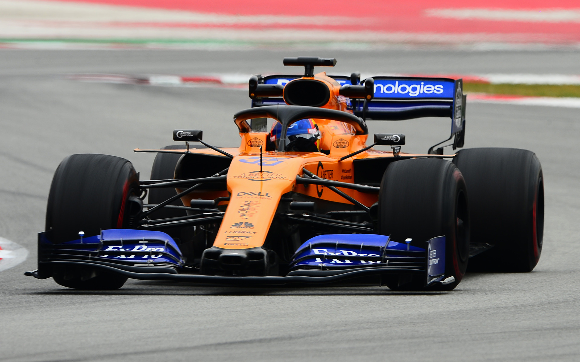 Dodge Ram 2017 >> 2019 McLaren MCL34 - Wallpapers and HD Images | Car Pixel