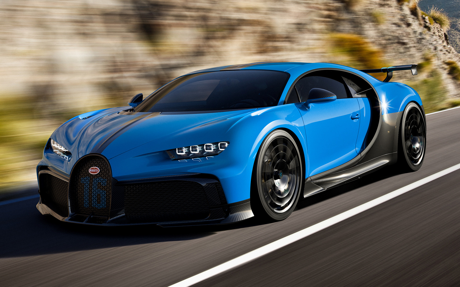 2020 Bugatti Chiron Pur Sport - Wallpapers and HD Images | Car Pixel