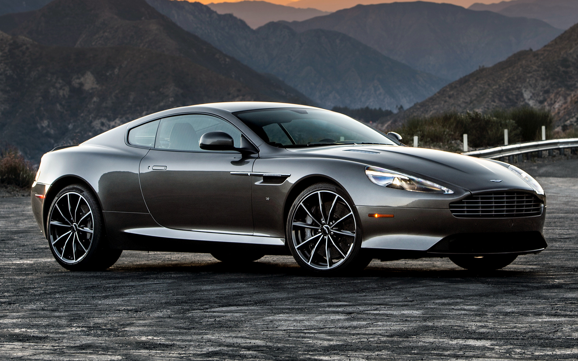 Aston Martin Db9 Gt 2016 Us Wallpapers And Hd Images