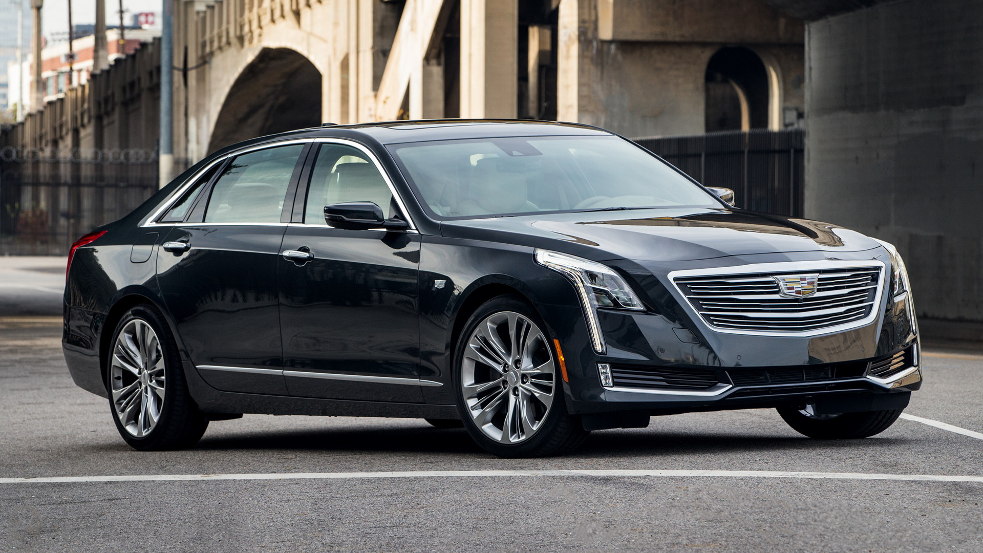 Cadillac Ct6 2016 Wallpapers And Hd Images Car Pixel